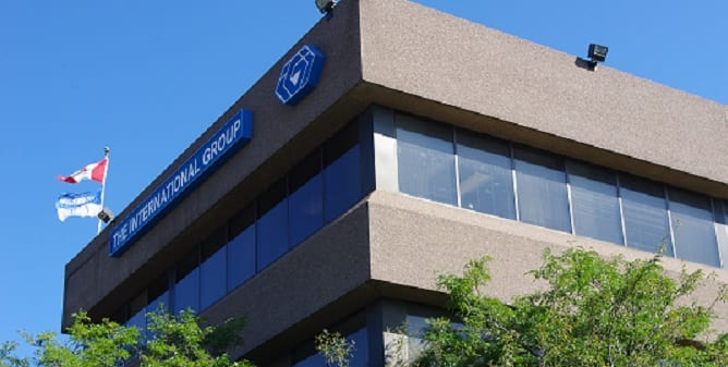 IGI Headquarters Building - The International Group - Canada