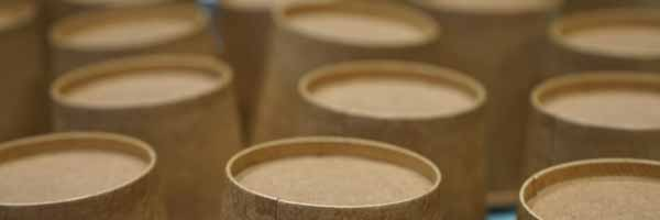 wax for compostable paper cups and products